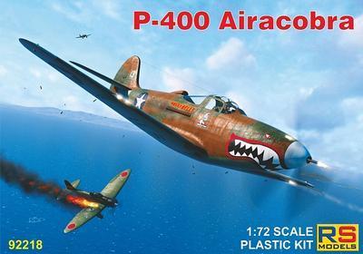 P-400 Airacobra  - 1