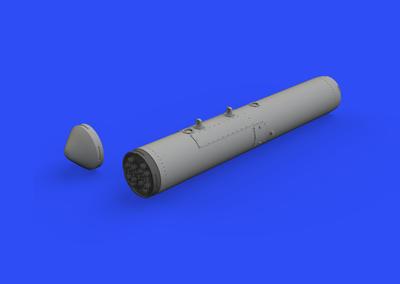 SUU-25 výmetnice dipólů a klamných cílů 1:48 , resin