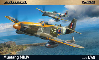 Mustang Mk. IV 1/48