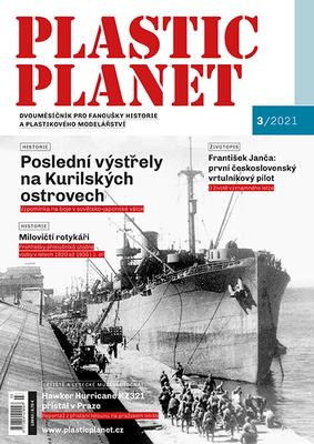 Plastic Planet 2021/3 - časopis