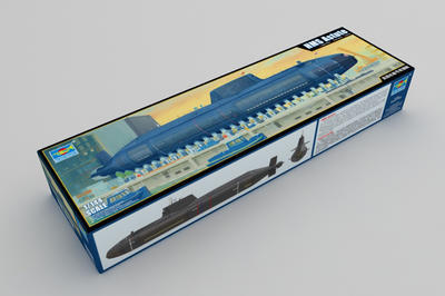 HMS Astute - 1