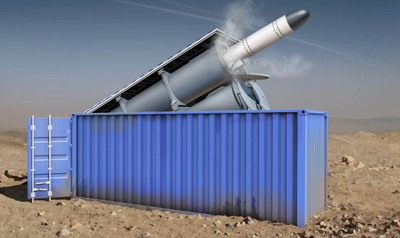 3M24 Club-K in 20ft Variant Container Missile System w/Kh35UE