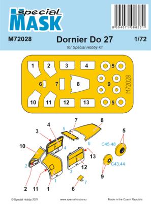 Dornier Do.27 Mask