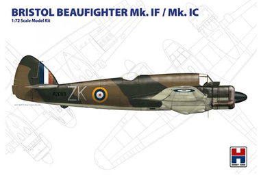 Bristol Beaufighter Mk.IF / Mk.IC