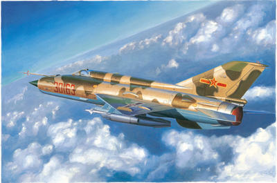 J-7C/J-7D