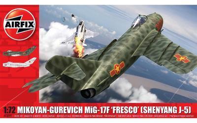"MIG 17F ""Fresco"" (Shenyang J-5) - 1"