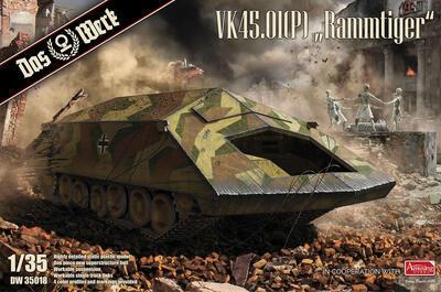 "VK45.01(P) ""Rammtiger"""