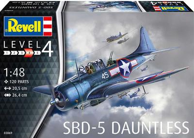 SBD-5 Dauntless Navyfighter (1:48)