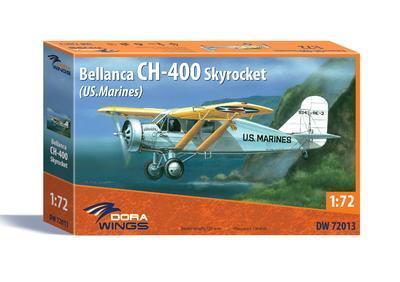Bellanca CH-400 Skyrockets - 1