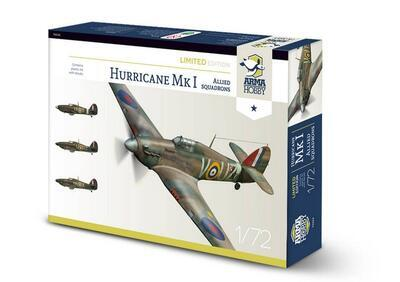 Hurricane Mk I Allied Squadrons Limited Edition!