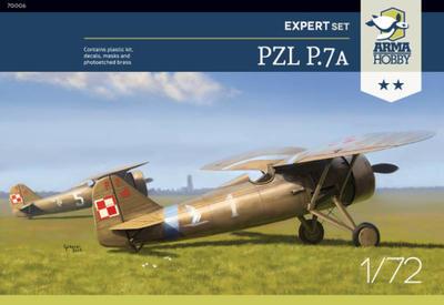 PZL P.7a - Expert Set - 1