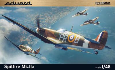 Spitfire Mk. IIa 1/48 Profi Pack Edition  - 1