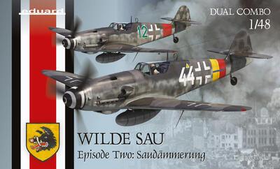 WILDE SAU Episode Two: Saudämmerung 1/48, Dual Combo