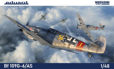 Bf 109G-6/ AS 1/48 Weekend Edition - 1