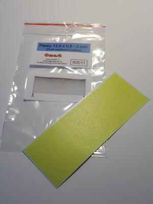 Masky pásků 12 x 0,5 - 2 mm (kabuki)