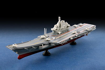PLA Navy Aircraft Carrier LiaoNing - 1