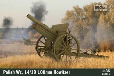 Polish Wz. 14/19 100mm Howitzer