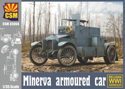 Minerva Armoured Car