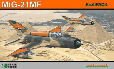 MiG-21MF 1:48