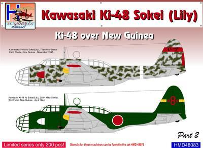 Kawasaki Ki-48 over New Guinea part 2 - 1