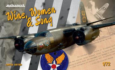 WINE, WOMEN & SONG 1/72