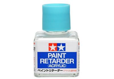 Zpomalovač schnutí pro akrylové barvy - Paint retarder (Acrylic)