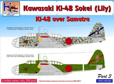 Kawasaki Ki-48 over Sumatra part 3 - 1