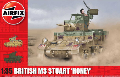 "British M3 Stuart ""Honey"" - 1"