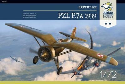 PZL P.7a 1939 - Expert Set - 1