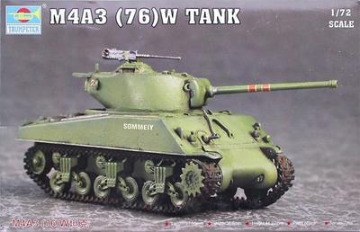 M4A3(76) Tank