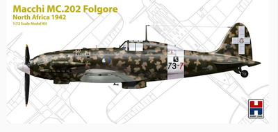 Macchi MC.202 Folgore North Africa 1942