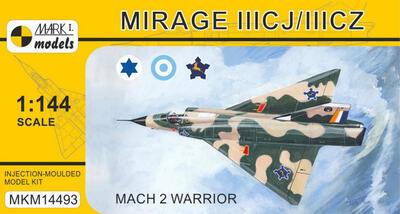 MIRAGE IIICJ/CZ - 1
