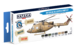 British AAC Helicopters Paint Set, sada barev - 1/2