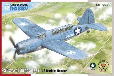 SB2A-4 Buccaneer 'US Marines Bomber'