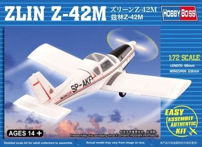 Zlin Z-42M Easy Assembly Kit
