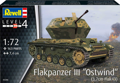 "Flakpanzer III ""Ostwind"" (3,7 Flak43)"