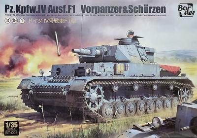 Pz.Kpfw.IV Ausf. F1
