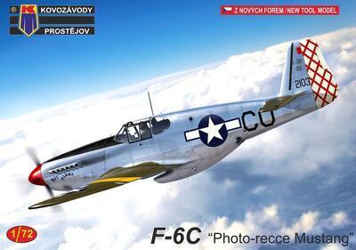 F-6C Photo Recce Mustang