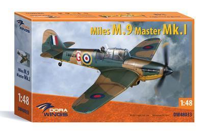 Miles M.9 Master - 1