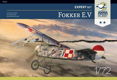 Fokker E.V Expert Set - 1