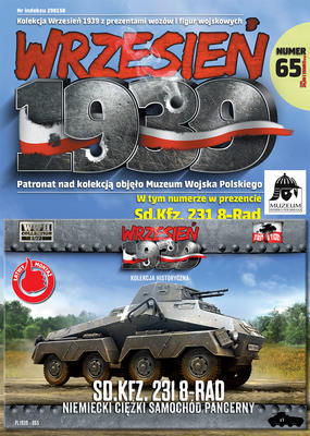 Niemiecki ciężki samochód pancerny Sd.Kfz. 231 8-Rad - 1