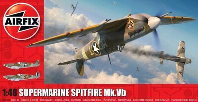 SUPERMARINE SPITFIRE Mk.Vb (1:48)