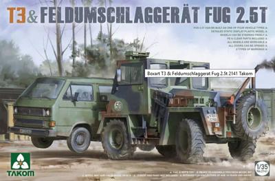T3 & Feldumschlaggerat Fug 2.5t
