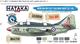 Modern RN Fleet Air Arm paint set vol. 1, set barev - 1/2