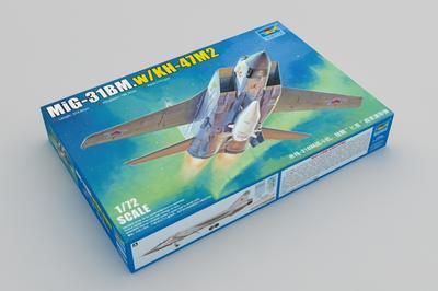 MIG-31BM w/KH-47M2 - 1