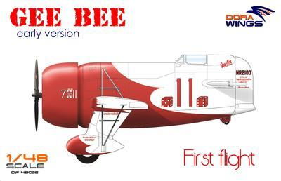GEE BEE Early version