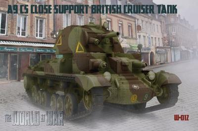 A9 CS Close Support British Cruiser Tank Mk. V - 1