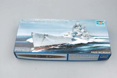 German Heavy Cruiser Admiral Hipper 1940
