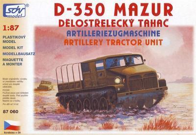 D-350 Mazur Dělostřelecký tahač