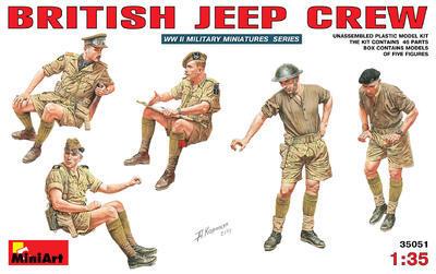 British Jeep Crew